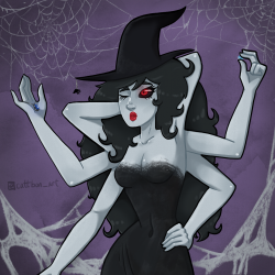 Spider-Witch