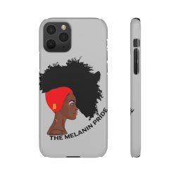 The Melanin Pride I phone 11 Pro Phone Case