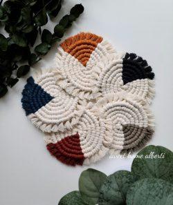 Coasters by Sweet Home Alberti
