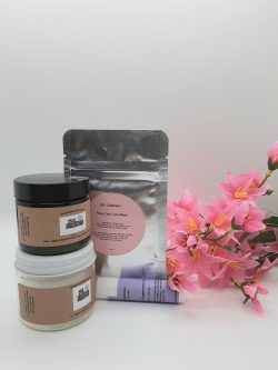 Rose Clay Face Mask Set