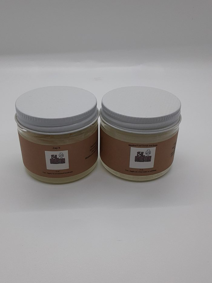 2 oz body butter available in Apricot Shea, Cham, Cocoa, Lavender, Sweet Orange Mango, and Vanil ...