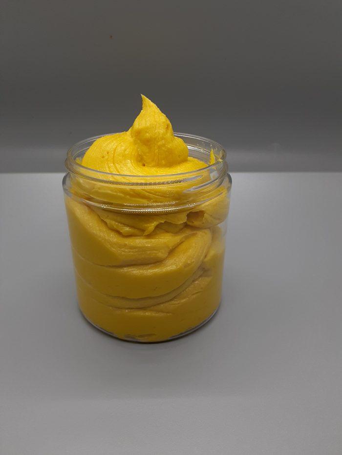 Whipped Yellow Shea Butter