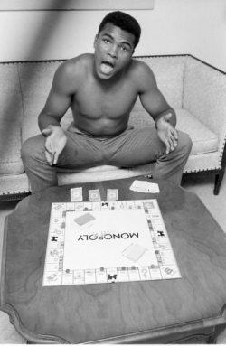 Muhammad Ali, Monopoly