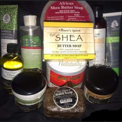 Some of the products I offer.