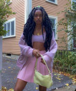 Preppy and Alt energy Pink fashion Soft Fashiom