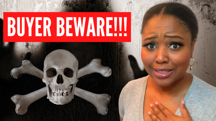I will NEVER EVER Use This Product Again! | Bad Natural Hair Ingredients 🚫
