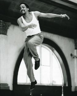 Great dancer & actor – Gregory Hines