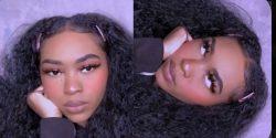 Soft E girl Makeup inspo