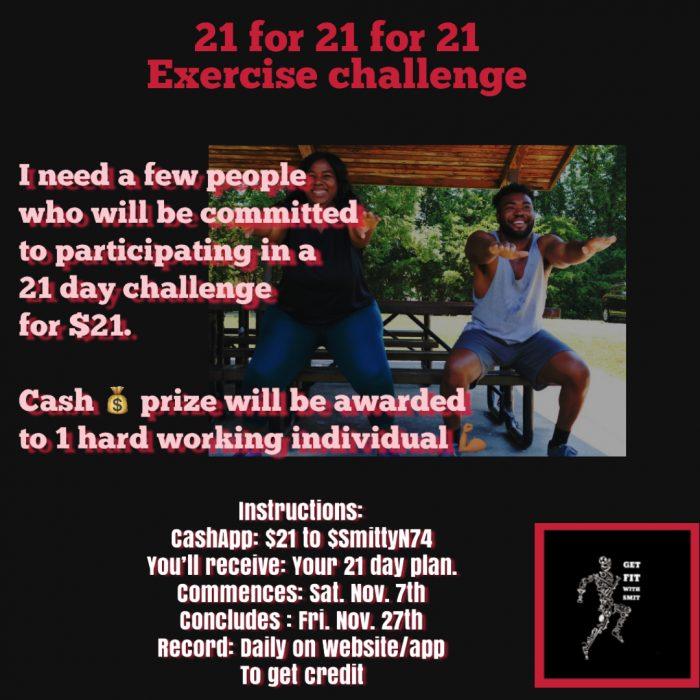 Exercise Challenge!