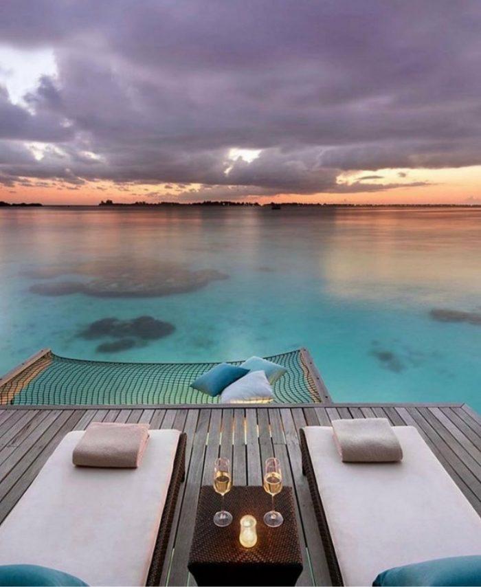 Shangri-La's Villingili Resort & Spa, Maldives 🏨👳🏽♀☀🇲🇻