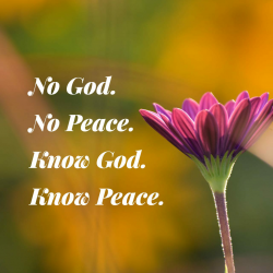 God's Gift Of Peace!