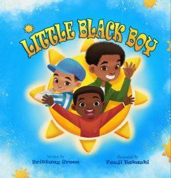 Little Black Boy by Brittany Green