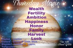 Thursday magic