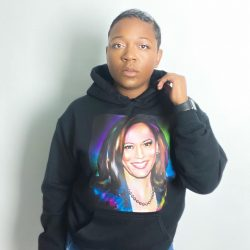 Mrs. Harris for Vice President Hoodie