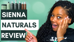 Should you BUY Issa Rae's New Haircare Line!? | SIENNA NATURALS CURL ELIXIR HYPE!? | VLOGM ...