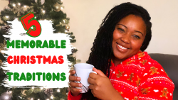 5 AMAZING Family Christmas Traditions to TRY | Memorable Christmas Traditions | VLOGMAS DAY 20