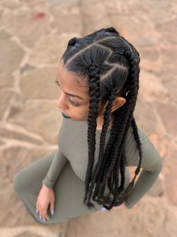 Favorite hairstyle of 2020