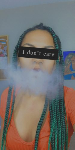 I don't care 💨