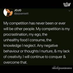 Inspirational tweet