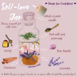 Self-Love Jar