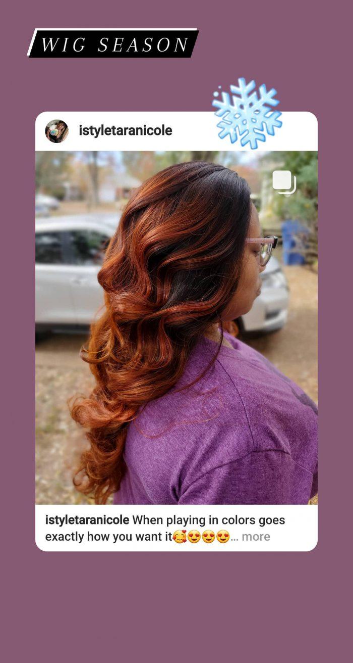 Wig Color 2020