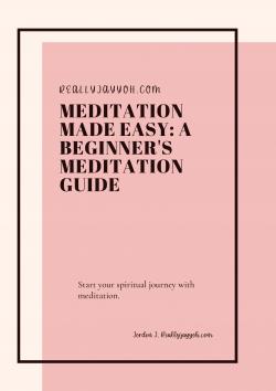 Meditation made Easy!