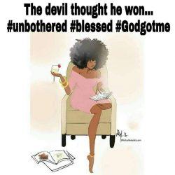 God Got Me!