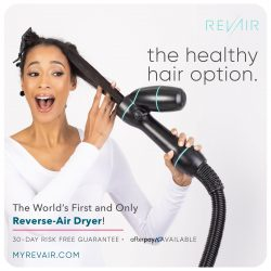 This blowdryer is GAME CHANGER for Natural Hair!