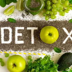 Detoxifying the Body with Fruits, Vegetables, Herbs and Roots