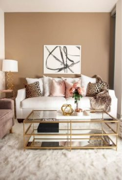 Chic living room decor inspo