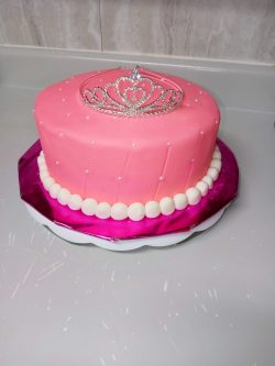 Fit for a princess cake