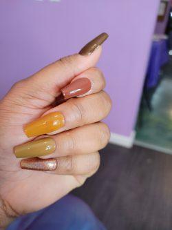 Luxe by Fancy shades of melanin set