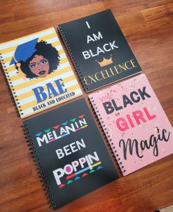 """""""For the Culture"""" Notebook bundle"""