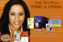 Author Terry a O'Neal
