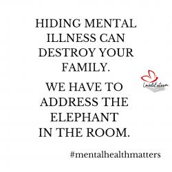 Hiding Mental Illness