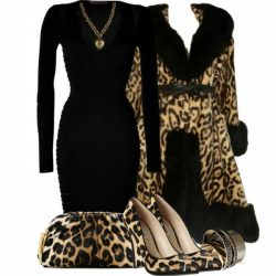 I love cheetah print!