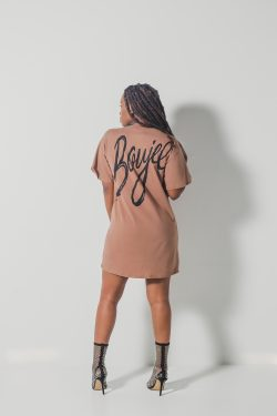 Boujee T-Shirt Dress