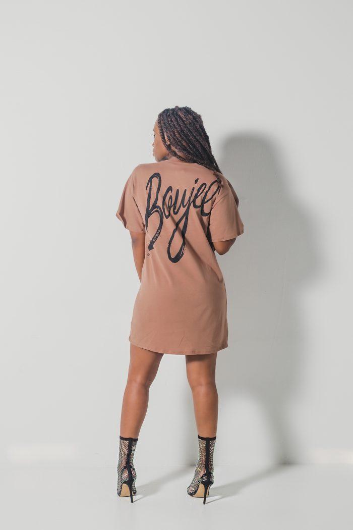 Boujee T-Shirt Dress