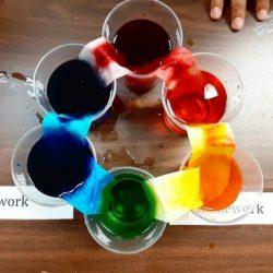 6-Color Wheel science!