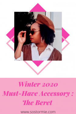 Winter Must Have Accessory – Beret Hat