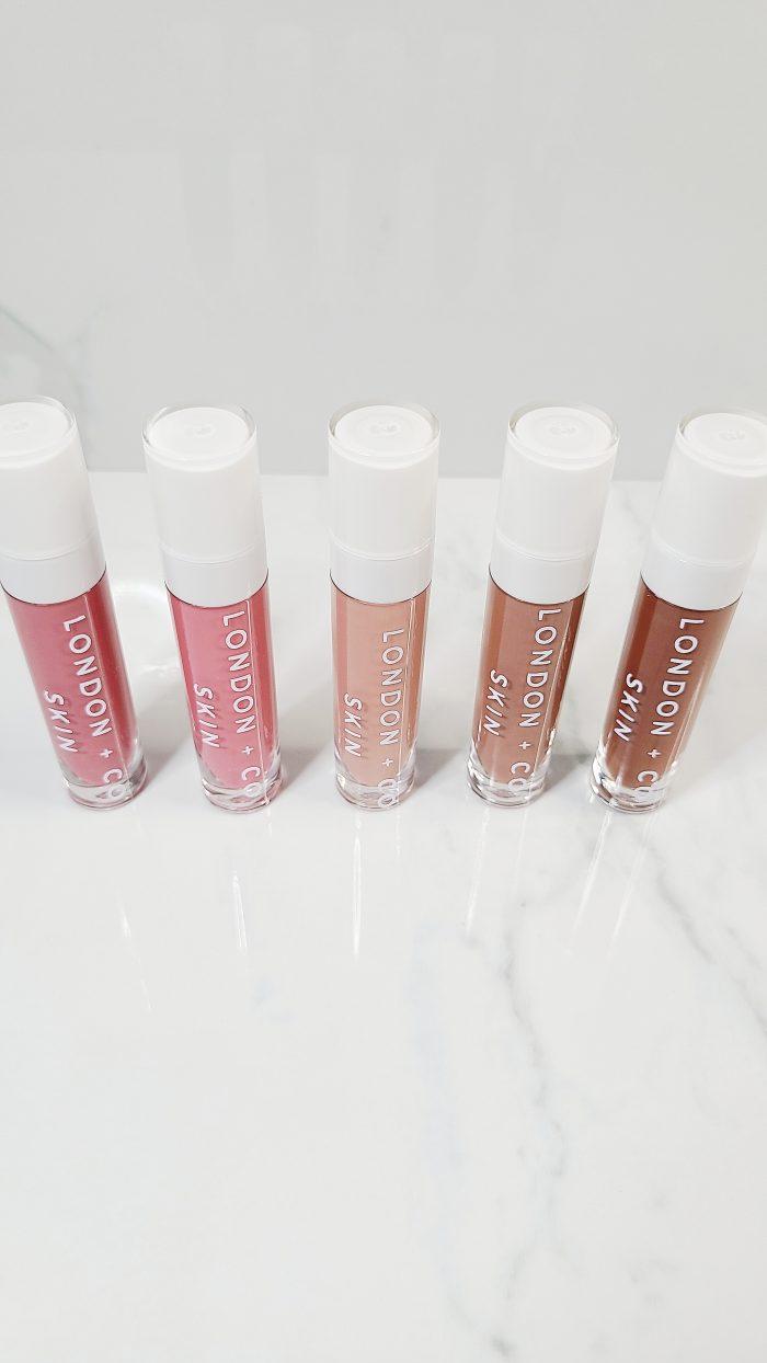Lipgloss by London + Co. Skin