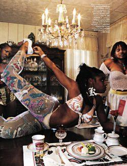 Vibe Magazine 2005