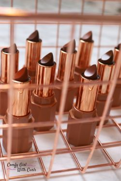 Review of Full Collection of Propa Beauty Nude Lipsticks