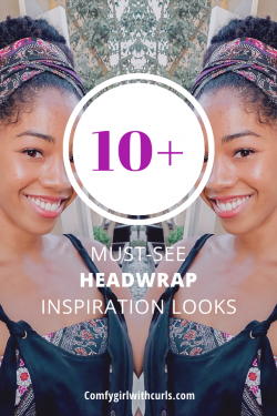 10 + Must-see headwrap inspiration looks