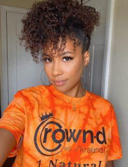 The Crown'd Natural Hair Tee