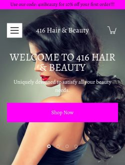416 Hair and Beauty