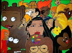 Black & Animated
