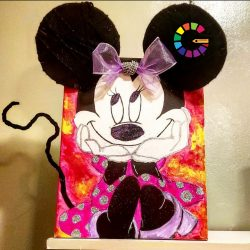4D/2D Minnie