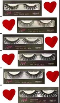 NEW LASHES Available February 1st!!