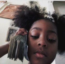 If he ain't talking money, I don't wanna talk